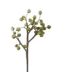 Parlane Rosehip Stem Dark Green Height 47cm