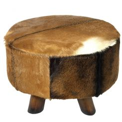 Parlane Stool Goat Nguter Height 40cm