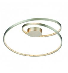 Pavilion Chic Ceiling Light Kallias Spiral