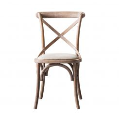 Pavilion Chic Dining Chair Almaty in Natural
