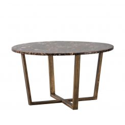 Pavilion Chic Coffee Table Lima Round in Marble