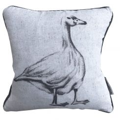 Pavilion Chic Cushion Duck Sketch