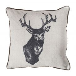 Pavilion Chic Cushion Stag Stanley