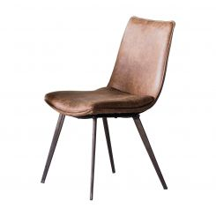 Pavilion Chic Dining Chair Albemarle Brown