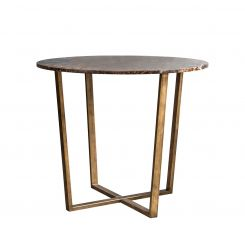 Pavilion Chic Dining Table Lima in Marble