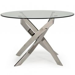 Pavilion Chic Dining Table Kalmar Round