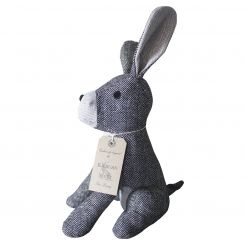 Pavilion Chic Doorstop Herringbone Rabbit Pine
