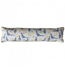Pavilion Chic Draught Excluder Pheasant & Acorn Devon