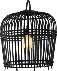 Pavilion Chic Lampshade Cerus in Charcoal