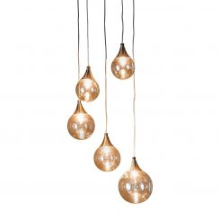 Pavilion Chic Pendant Light Frusco