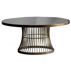 Pavilion Chic Round Coffee Table Accra