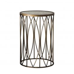 Pavilion Chic Side Table Tampico