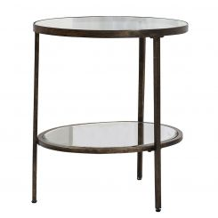Pavilion Chic Side Table Pierre