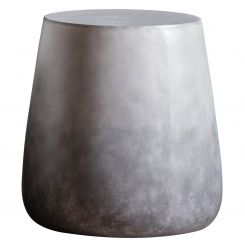 Pavilion Chic Side Table Otley in Ombre Silver