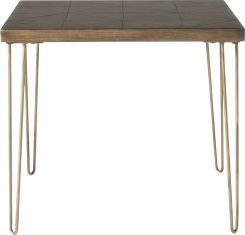 Pavilion Chic Side Table Athens with Tile Top