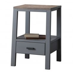 Pavilion Chic Side Table with Drawer Nottingham