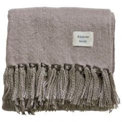 Pavilion Chic Throw Kismayo in Faux Angora