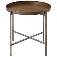 Pavilion Chic Tray Table Lennon with Folding Leg