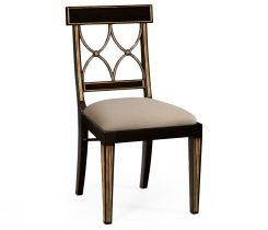 Jonathan Charles Regency Dining Chair Palace in Mazo