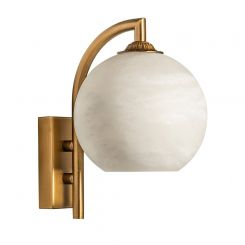 Heathfield & Co. Rhea Wall Light