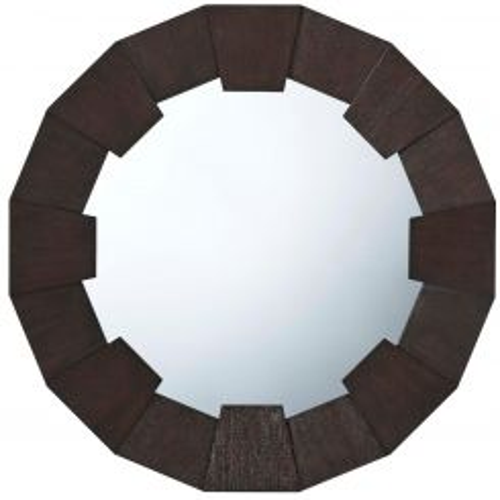 Theodore Alexander Round Wall Mirror Ranieri
