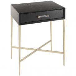 RV Astley Side Table Dana in Oak