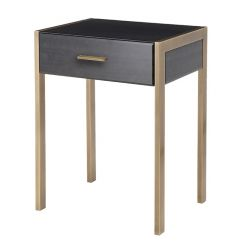 RV Astley Side Table Ettore with drawer