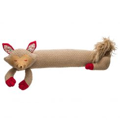 SIA Draught Excluder Fox Length 72cm