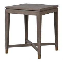 Pavilion Chic Side Table Cali in Oak