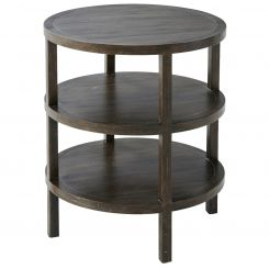 Theodore Alexander Side Table Hemway