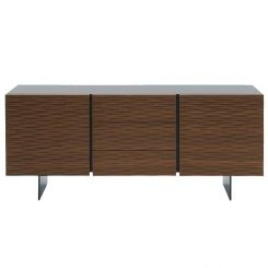 Calligaris Sideboard with Drawers Opera in Smoke