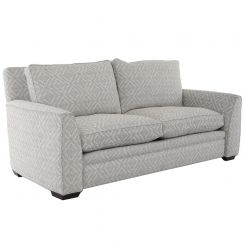 Duresta Greenwich Large Sofa in Fairlight Quartz