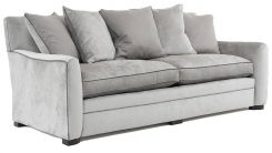 Duresta Clearance Manchester 4 Seater Sofa in Dolce Graphite
