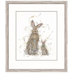 Pavilion Art Somebunny to Love by Aaminah Snowdon - Limited Edition Framed Print