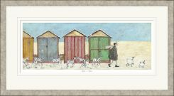 Pavilion Art Spots n' Flakes - Remarqued by Sam Toft Limited Edition Framed Print
