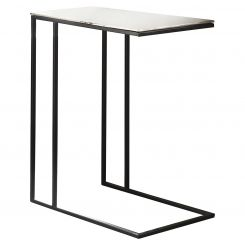 Pavilion Chic Supper Table Bourton in Silver