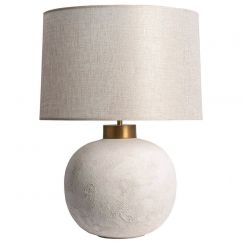 Heathfield & Co. Terra Table Lamp