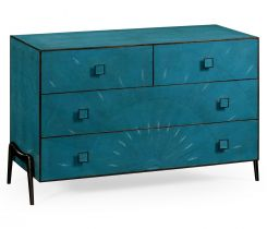 Jonathan Charles Chest of Drawers French 1930s