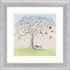 Pavilion Art The Great Escape SE by Catherine Stephenson - Framed Print