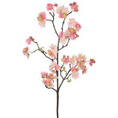 Pavilion Flowers Artificial Cherry Blossom Pink Height 115cm