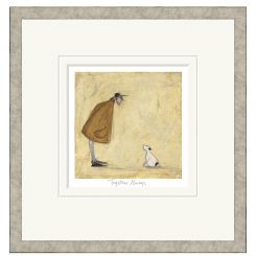 Pavilion Art Together Always by Sam Toft - Limited Edition Framed Print