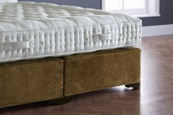 Vispring Bed Shetland Superb Mattress Collection Made To Order