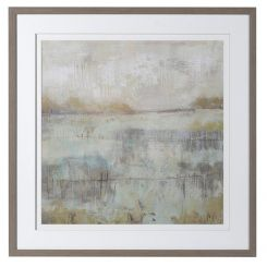 Pavilion Chic Wall Art Framed Day