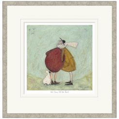 Pavilion Art We Have All We Need by Sam Toft - Limited Edition Framed Print
