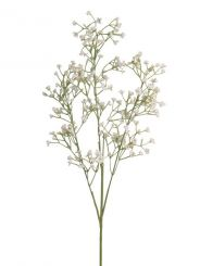 Pavilion Flowers Artificial Gypsophila White Height 60cm