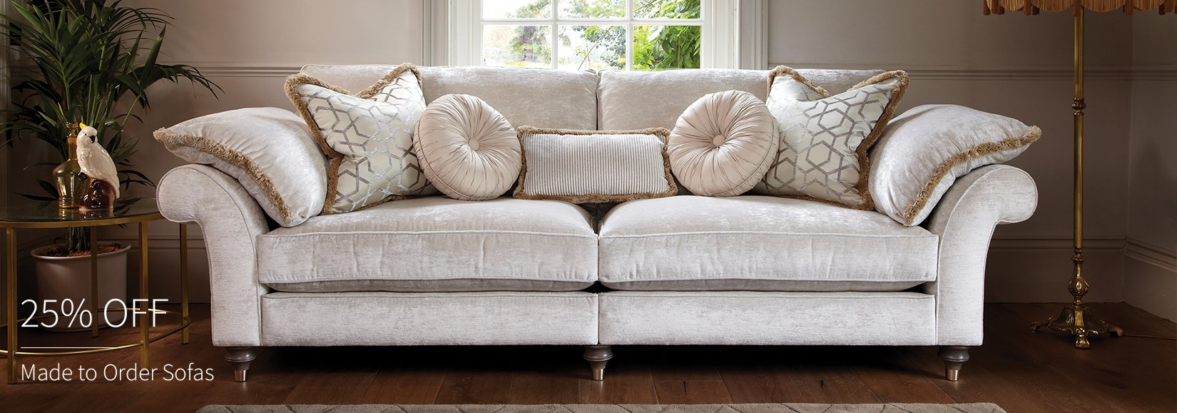 Made to Order Sofas