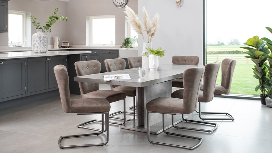 Our Best Selling Dining Table Sets & How To Style Them