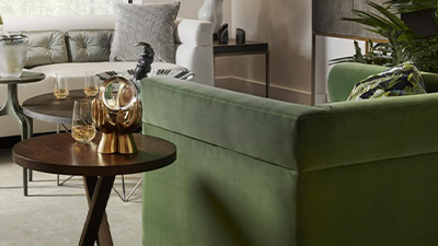 6 Interior Colour Trends to Try in Your Living Room, Bedroom & More