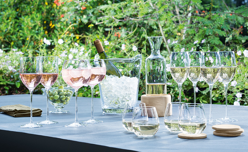 Ideas for Alfresco Dining at Home This Summer