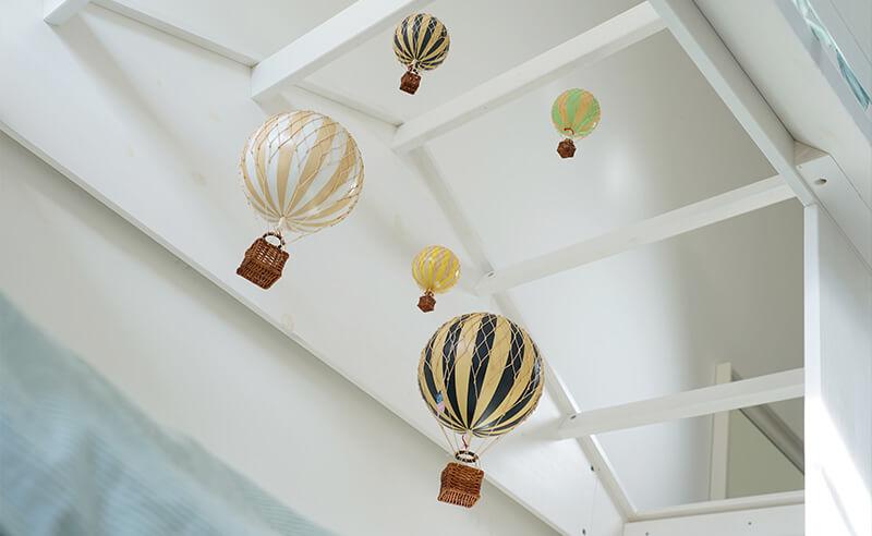 Model Hot Air Balloons